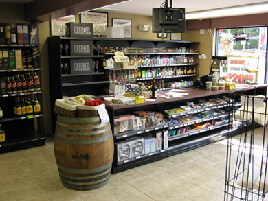 Wine Store Checkout Counters Liquor Store Checkout Counter